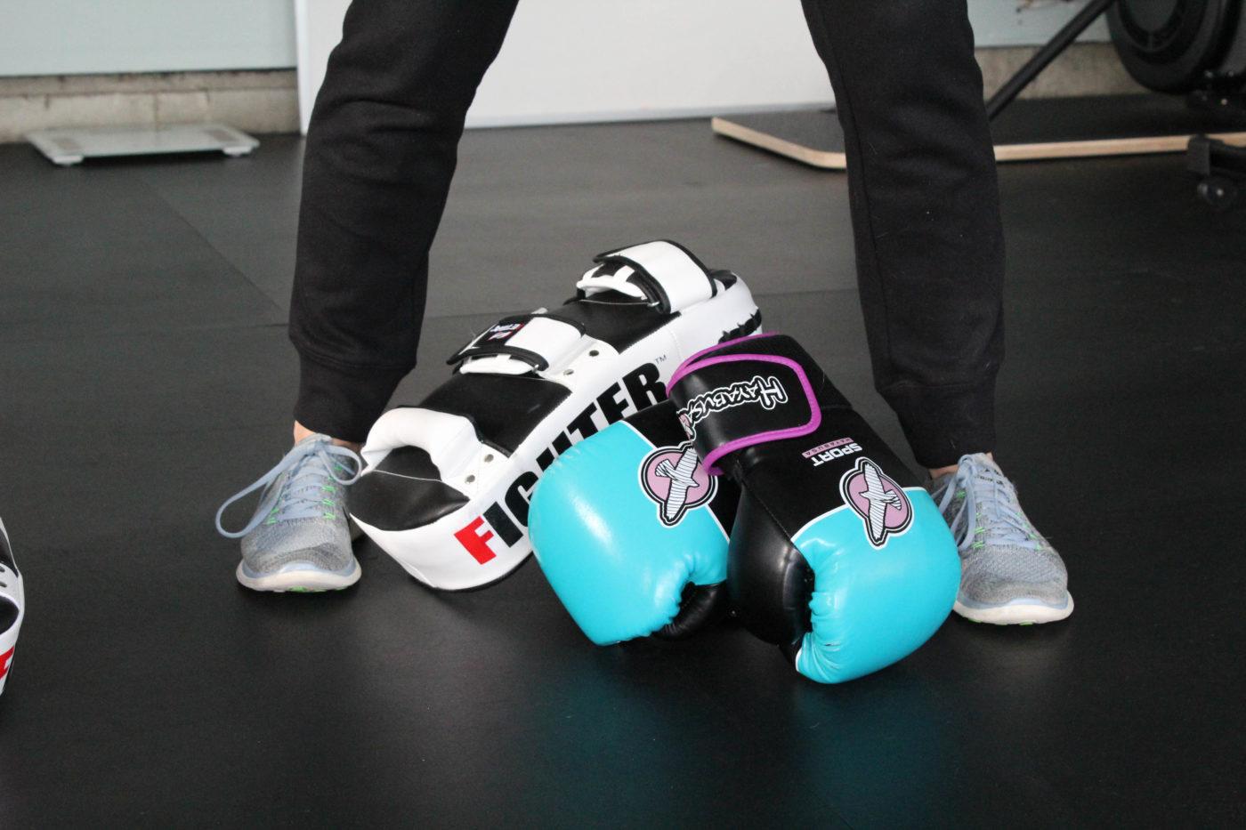 kickboxing abbotsford